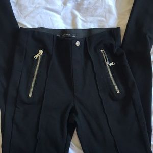 Zara leggings black XSmall